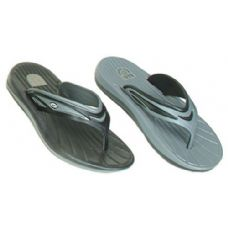 48 Units of Mens Sport Flip Fop - Men's Flip Flops & Sandals