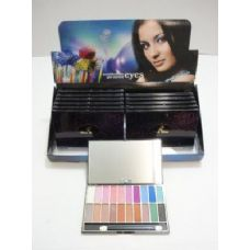 72 Units of 20 Color Eye Shadow - Eye Shadow