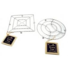 24 Units of Trivets- Chrome - Coasters & Trivets