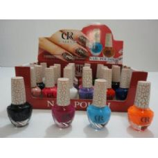 96 Units of Crackle Nail Polish [2dz] - Nail Polish
