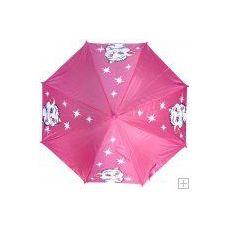 36 Units of Kids Cat Print Umbrella - Umbrellas & Rain Gear