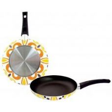 8 Units of 11inch Designer Fry Pan - Retro - Pots & Pans