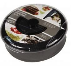 8 Units of Bake to Go Round Spring Form with Lid And Carrying Handle - Baking Supplies