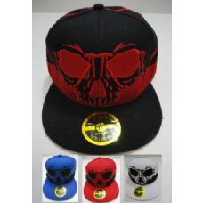 72 Units of Fitted Hat--Skeleton