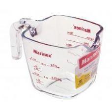 24 Units of Marinex 8.8 Oz (250 ml) Measuring Jug - Glassware