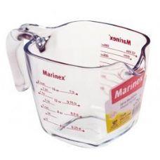 12 Units of Marinex 17.6 Oz (500 ml) Measuring Jug - Glassware