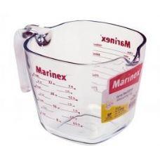 6 Units of Marinex 1.05 Qt (1 L) Measuring Jug - Glassware