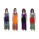 48 Units of Womens Long sleek summer dress - Womens Sundresses & Fashion