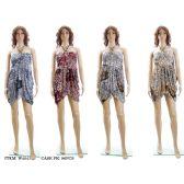 72 Units of Ladies Top/Short Dress - Womens Fashion Tops