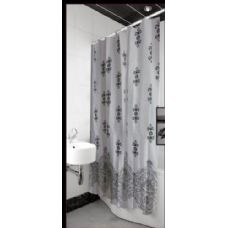 12 Units of Polyester Deluxe Shower Curtain 72x72 - Shower Curtain