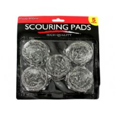 72 Units of 5 pack scouring pads
