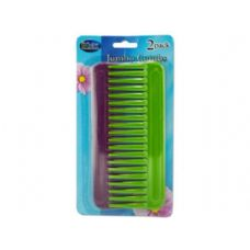 72 Units of Jumbo comb set - Hair Brushes & Combs