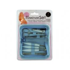36 Units of Manicure set with zipper pouch - Cosmetics