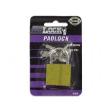 72 Units of Padlock with keys - Hardware Miscellaneous