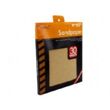 72 Units of Sandpaper value pack - Paint and Supplies
