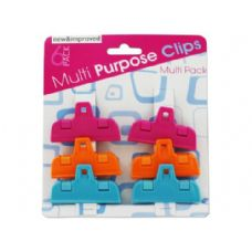 72 Units of Small multi-purpose clips - CLIPS/FASTENERS