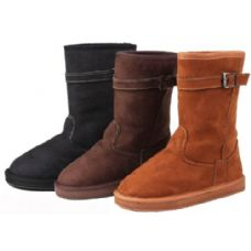 12 Units of Ladies Boots - Womens Boots