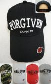 24 Units of FORGIVEN Hat - Baseball Caps & Snap Backs