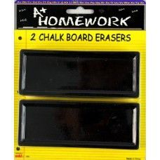 48 Units of Chalk Board Erasers - 2pk - Erasers