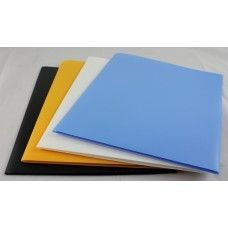 """100 Units of Two Pocket Folders -Plastic -8.5""""x11"""" size paper-asstd colors. - Folders and Report Covers"""