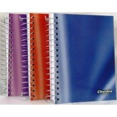 "48 Units of ""LITTLE CHUNKIE"" Notebook - 180 sh - 5.5""x4""-CR - Notebooks"