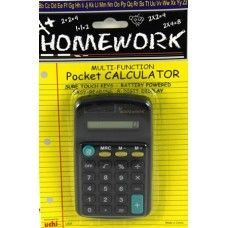 48 Units of Caculator - Battery + Solar - Multi Function - Calculators