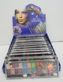 24 Units of 24 Color Eye Shadow - Eye Shadow