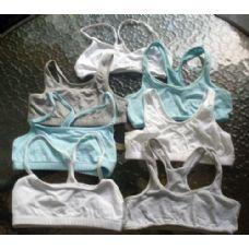 144 Units of Girls Sports Bra - Girls Underwear