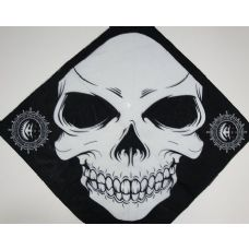 48 Units of Bandana-Grinning Skull - Bandanas