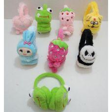 72 Units of Kids Earmuffs- Assortment - Ear Warmers