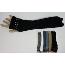 36 Units of Arm Warmer--Rhinestones on Hand - Arm / Leg Warmers