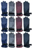 6 Units of Ladies Ski Gloves - Ski Gloves