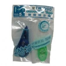 96 Units of 2 Pack Correction Tape - Correction Items