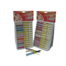 180 Units of lip gloss with eyes liner - Lip Gloss