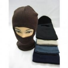 180 Units of Winter Ski Mask Mixed Colors - Face Ski Masks Unisex