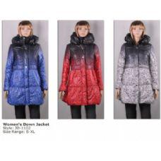 12 Units of Women's Down Jacket - Woman's Winter Jackets