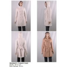12 Units of Ladies Down Jacket - Woman's Winter Jackets