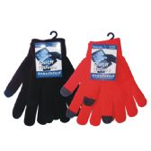 36 Units of Winter Text Finger Glove - Winter Gloves