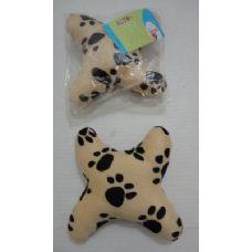 144 Units of Plush Squeaky Pet Toy - Pet Toys
