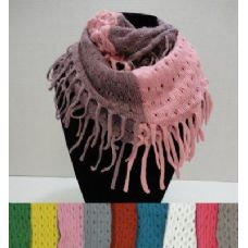 48 Units of Loop Scarf - Winter Scarves