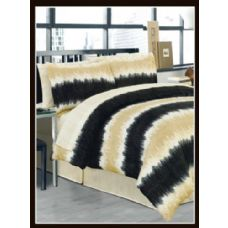 6 Units of Tie Dye Stripe Bed In A Bag King Size - Bed Sheet Sets