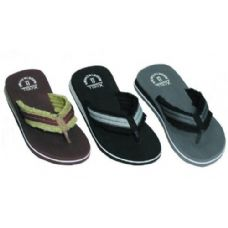 36 Units of Mens Flip Flops - Men's Flip Flops & Sandals