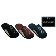 36 Units of Mens Winter Slipper