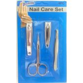 48 Units of 4 Piece Nail Implement Set