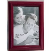 48 Units of Burgandy 4 x 6 Photo Frame - Picture Frames