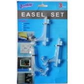 48 Units of 3 Pack Easel Set - Novelty Toys