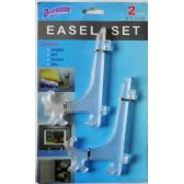 48 Units of 2 Pack Easel Set - Home Accessories