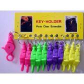 72 Units of Key Holders - Key Chains