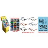 72 Units of Assorted Readers - Reading Glasses