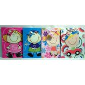 144 Units of Medium Cartoon Gift Bag